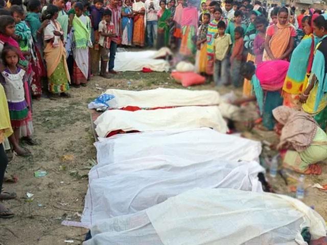 بھارتی پنجاب کے وزیراعلیٰ کیپٹن امریندر سنگھ کا ہلاکتوں پر عدالتی تحقیقات کا حکم۔ فوٹو : فائل
