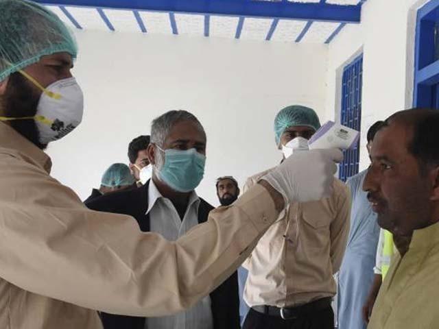 کورونا وائرس سے مجموعی اموات کی تعداد 5 ہزار 951 ہوگئی ۔ فوٹو : فائل