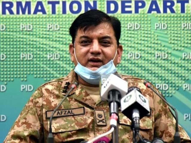 آنے والی بارشوں سے کراچی کے شہریوں کو ریلیف دیا جائے گا، لیفٹننٹ جنرل محمد افضل