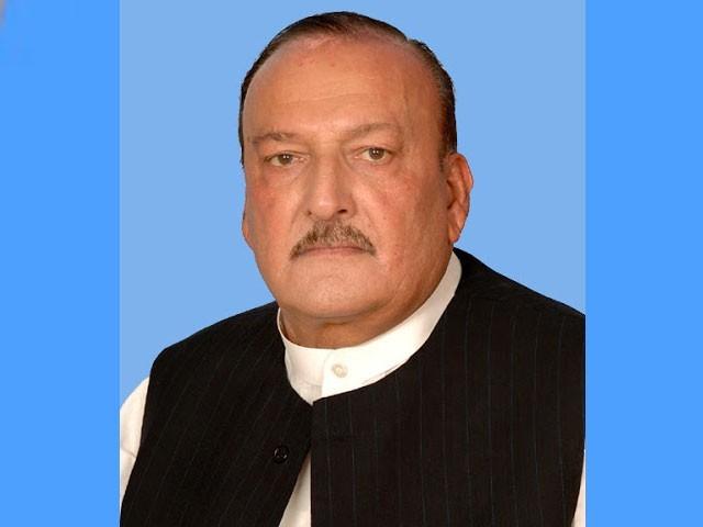 افتخار الحسن ظاہرے شاہ ایک ماہ سے لاہور کے ڈاکٹرز اسپتال میں زیرعلاج تھے۔ فوٹو:فائل