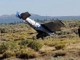 طیارے میں پائلٹ اور ایک مسافر سوار تھا، فوٹو : ٹویٹر