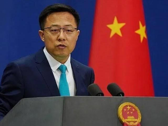 امریکا میں 3 چینی محققین کو جبری حراست میں رکھا گیا ہے، ترجمان وزارت خارجہ (فوٹو: فائل)
