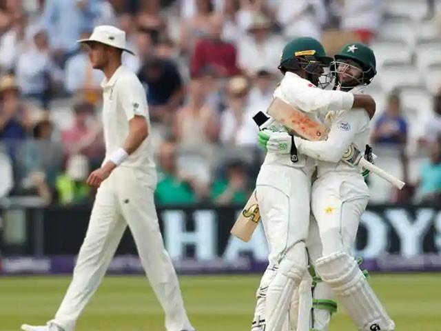 پاکستان اور انگلینڈ کے مابین 3 ٹیسٹ میچوں پر مشتمل سیریز کا آغاز 5 اگست بروز بدھ سے ہورہا ہے۔ فوٹو : فائل