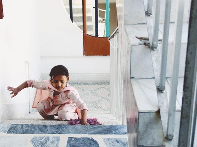 کہ پاکستان میں پہلی بار بچوں کی گھریلو مزدوری پر پابندی عائد کی گئی ہے، شیریں مزاری۔ (فوٹو، فائل)