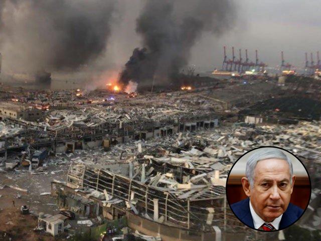 اسرائیل نے حزب اللہ کی حمایت کا الزام عائد کرکے لبان کو خطرناک نتائج کی دھمکی دی تھی، فوٹو : فائل