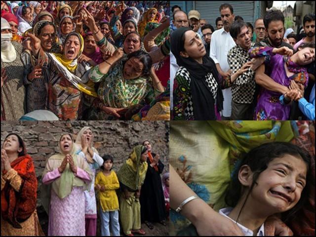 بھارتی فوجیوں کو کشمیری خواتین کی عصمت دری کا باقاعدہ حکم دیا جاتا ہے۔ (فوٹو: فائل)