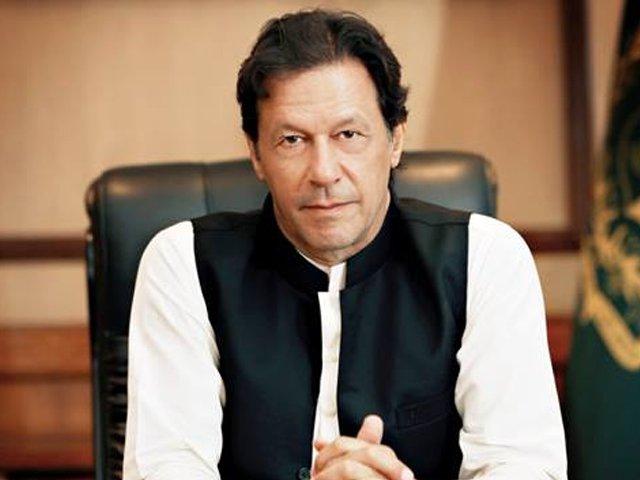 مسئلہ کشمیر کا حل اقوام متحدہ کی قراردادوں کے مطابق ہونا چاہیے، عمران خان۔ فوٹو: فائل
