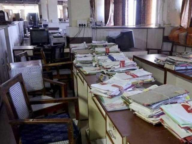 گزشتہ ماہ کراچی کی یونین کونسلوں اوریونین کمیٹیوں سے تفصیلات طلب کی گئیں ،اکثر بلدیاتی اداروں کی تفصیلات موصول  (فوٹو، فائل)