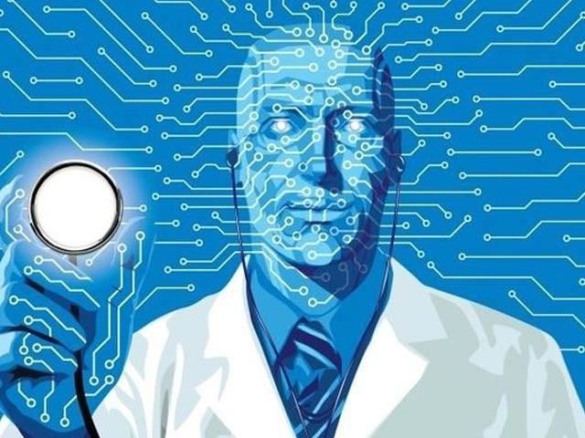 برطانوی ماہرین نے مرض کی تشخیص کرنے والا ایک بالکل نیا اےآئی نظام بنایا ہے۔ فوٹو: فائل
