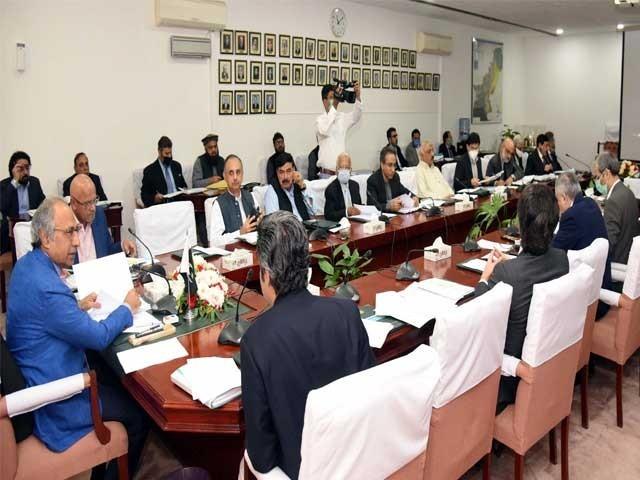 اقتصادی رابطہ کمیٹی میں کئی دیگر اہم فیصلے بھی کیے گئے۔(فوٹو، فائل)