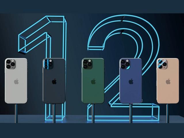ایپل کارپوریشن نے اپنا نیا آئی فون 12 اکتوبر میں جاری کرنے کا فیصلہ کیا ہے۔ (فوٹو: انٹرنیٹ)