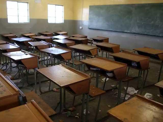 جوائنٹ ایکشن کمیٹی نے آج 15 اگست سے پرائیویٹ اسکولز کھولنے کا اعلان کیا تھا، فوٹوفائل