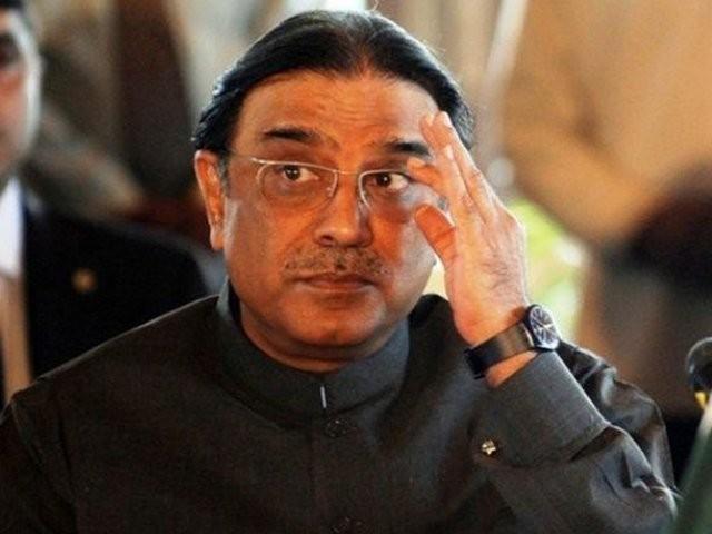 آصف زرداری نے جعلی کمپنی کے ذریعے ڈیڑھ ارب روپے کا کالا دھن چھپایا