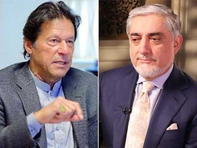 وزیراعظم عمران خان کی ڈاکٹرعبداللہ عبداللہ کو دورہ پاکستان کی دعوت۔ فوٹو:فائل