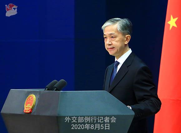 china foreign minister spoksman