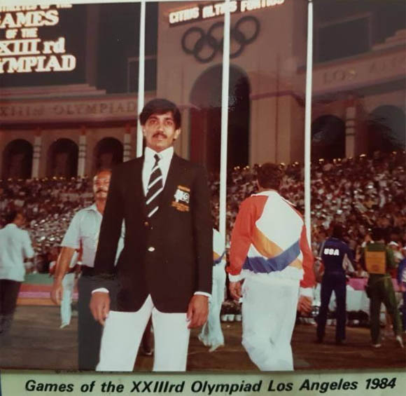 Pakistan Hockey Los angles olympic 1984 2