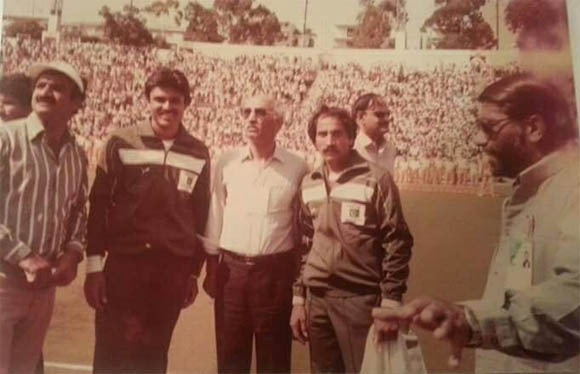 Pakistan Hockey Los angles olympic 1984 3