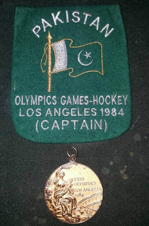 Pakistan Hockey Los angles olympic 1984 6