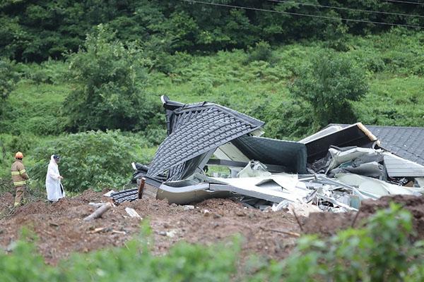 South Korea Flood 1