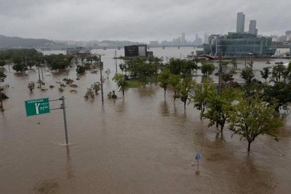 South Korea Flood 2