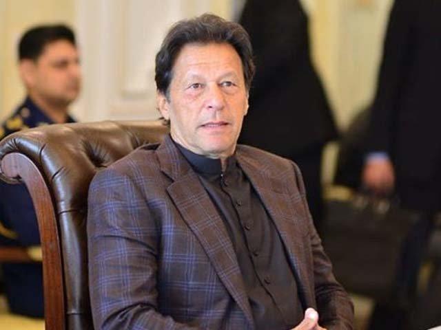 منصوبے پر پیشرفت کے حوالے سے مسلسل آگاہ رکھا جائے، عمران خان۔ فوٹو:فائل