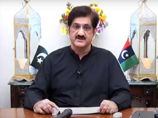 بحریہ ٹاؤن کی زمینوں کے بدلے ملنے والے 460 ارب سندھ حکومت کے ہیں اور وہ ہی اسے خرچ کرے گی، وزیر اعلیٰ سندھ (فوٹو: فائل)