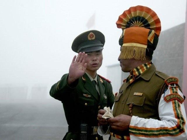 حالیہ سرحدی کشیدگی دونوں ممالک کے مفاد میں نہیں ہے، چین بھارت وزرائے خارجہ ملاقات کا مشترکہ اعلامیہ۔   فوٹو: فائل