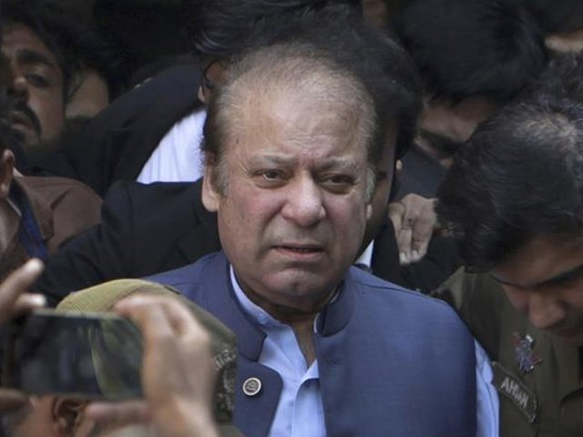 اسلام آباد ہائی کورٹ نے نوازشریف کو آج پیش ہونے کا ایک اور موقع دیا تھا۔