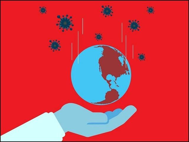اگلی عالمی وبا آئندہ پانچ سال سے لے کر تیس سال تک کے درمیان، کسی بھی وقت آسکتی ہے۔ (فوٹو: انٹرنیٹ)