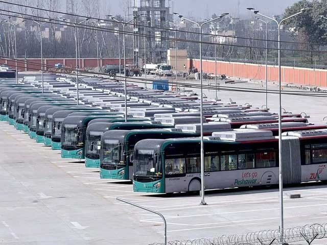 بی آر ٹی کی تمام بسوں کا ازسرنو جائزہ لیا جائے گا، ترجمان  ٹرانس پشاور