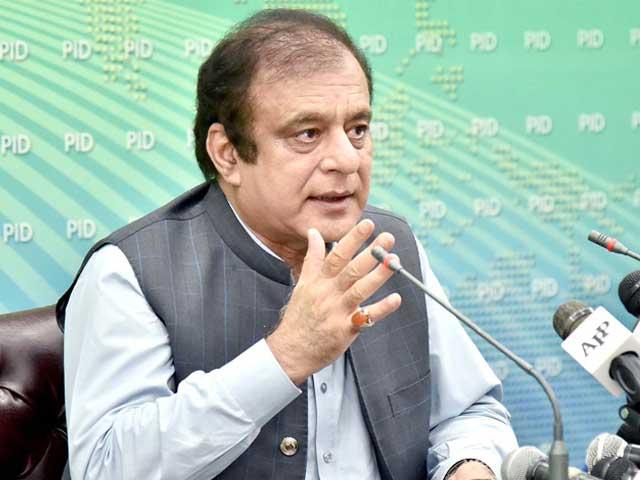 قومی مفاد کی قانون سازی سے پاکستان کے دشمنوں کے عزائم خاک میں ملیں گے، وزیراطلاعات۔ فوٹو:فائل