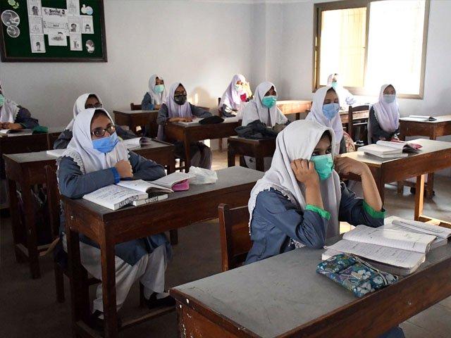 28 ستمبر تک سیکنڈری کلاسز کھولنے کا فیصلہ موخر کیا ہے، وزیر تعلیم سندھ۔ فوٹو : فائل