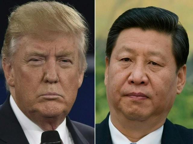 امریکی صدر نے چینی ویب سائٹس ٹک ٹاک اور وی چیٹ پر پابندی عائد کردی ہے، فوٹو : فائل