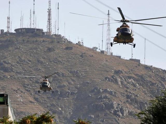 فضائی کارروائی میں 40 طالبان ہلاک ہوئے، افغان محکمہ دفاع ۔ فوٹو : فائل