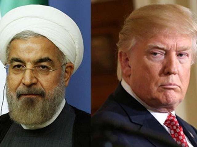 ایران نے معاہدے کی خلاف ورزی کی جس پر پابندیاں بحال ہوگئیں، امریکی موقف (فوٹو: فائل)