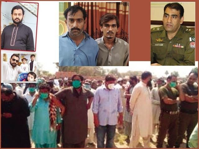 زخموں کی تاب نہ لاتے ہوئے آصف جاں بحق، ڈاکو بھی گرفتار