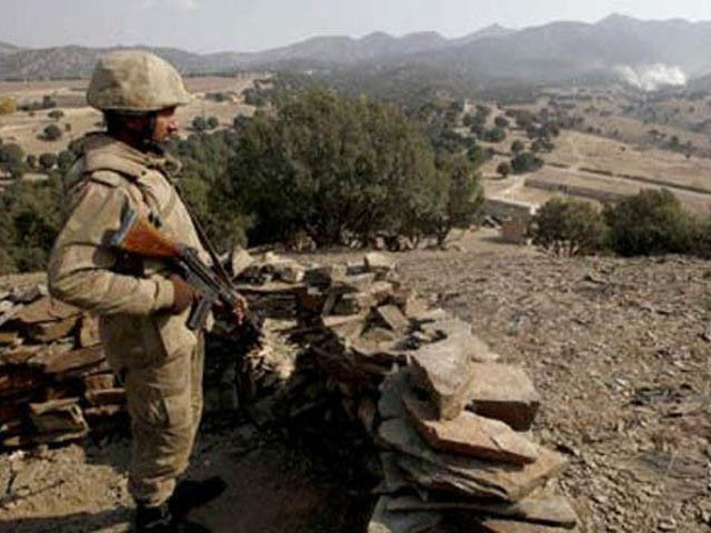 افغان سرزمین پاکستان کے خلاف استعمال نہیں ہونی چاہیے، آئی ایس پی آر۔ فوٹو : فائل