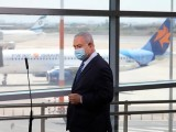 تل ابیب سے منامہ کے لیے پہلی کمرشل پرواز سے دونوں ممالک کے درمیان فضائی تعلقات بھی بحال ہوگئے، فوٹو : فائل