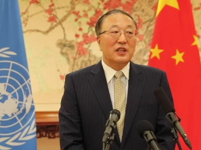 امریکا بڑی طاقت ہے اور اب اسے بڑی طاقت کیطرح برتاؤ کرنا سیکھ لینا چاہیئے، چینی سفیر (فوٹو: فائل)