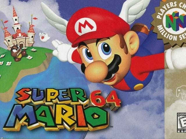 بعض ویڈیو گیم مثلاً سپر ماریو 64 کھیلنے سے عملی یادداشت میں اضافہ ہوسکتا ہے۔ فوٹو: فائل