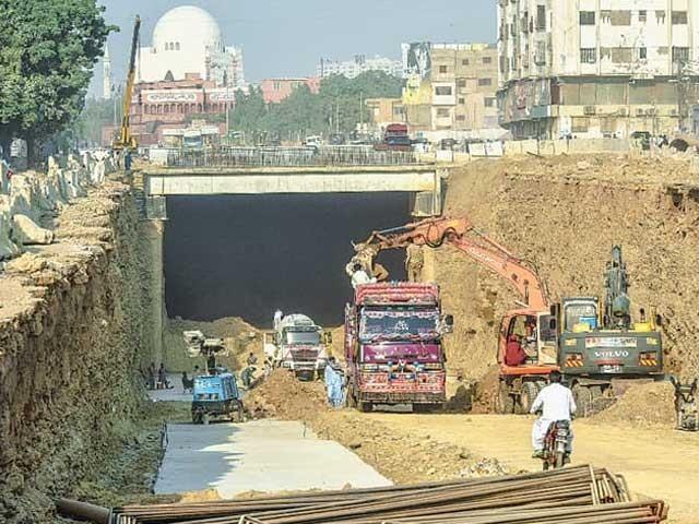 کمیٹی کراچی ترقیاتی پیکج میں وفاقی منصوبوں پر تجاویز دے گی، ذرائع۔ فوٹو:فائل