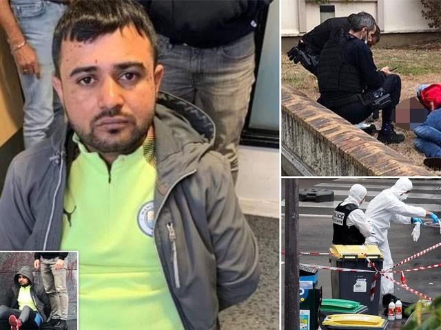 گرفتار شدگان کا تعلق پاکستان اور الجزائر سے ہے، فوٹو : ٹویٹر