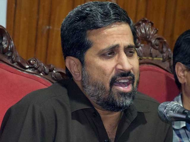 پنجاب حکومت نے طلال چوہدری واقعے کی تحقیقات کے لیے تحقیقاتی کمیٹی بنا دی ہے(فوٹو،فائل)