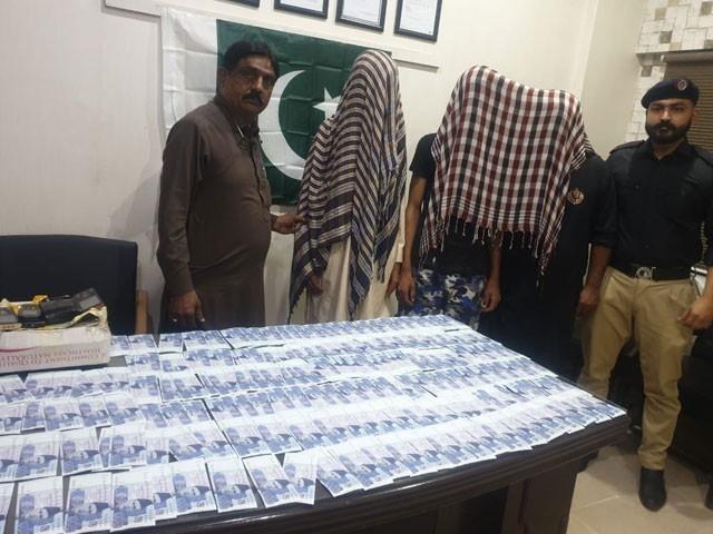 فیروز آباد پولیس نے خفیہ اطلاع پر کارروائی کی(فوٹو، فائل)