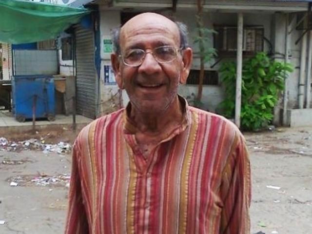 مرزا شاہی کئی روز سے سول اسپتال میں زیر علاج تھے، اہلخانہ۔ فوٹو: فائل