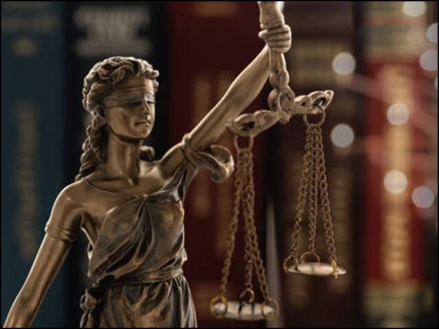جس سرزمیں پر انصاف قائم نہ رہے، وہاں یا تو عدالتیں ختم ہوجاتی ہیں یا پھر ریاستیں۔ (فوٹو: انٹرنیٹ)