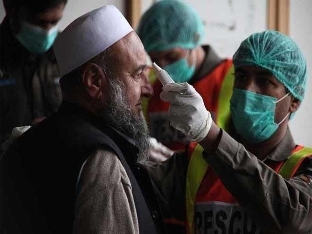 كورونا وائرس سے متاثر ہونے والوں كی مجموعی تعداد 15 ہزار257 ہوگئی، محکمہ صحت بلوچستان