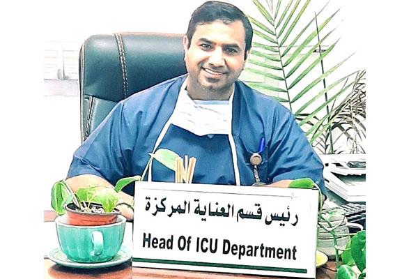 Dr Shehzad mumtaz KSA