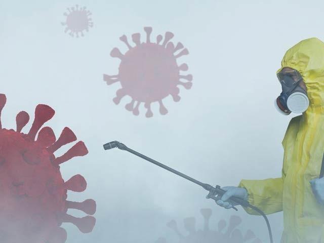 برطانوی کمپنی نے کورونا وائرس کی ایک قسم کو 99 فیصد تلف کرنے والا پینٹ تیار کیا ہے۔ فوٹو: فائل