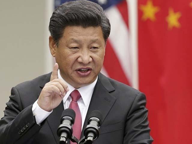 امریکا کے ساتھ کشیدہ حالات میں چینی صدر کے بیان کو اہم قرار دیا جارہا ہے(فوٹو، فائل)